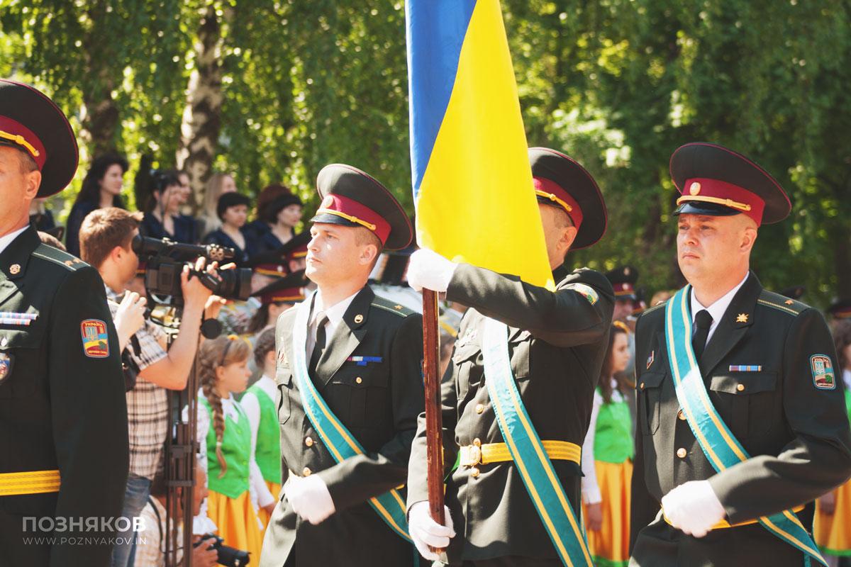 9 мая: украинский флаг