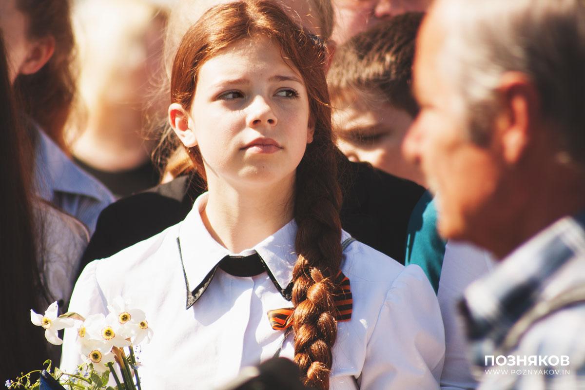9 мая: ученица черниговской школы