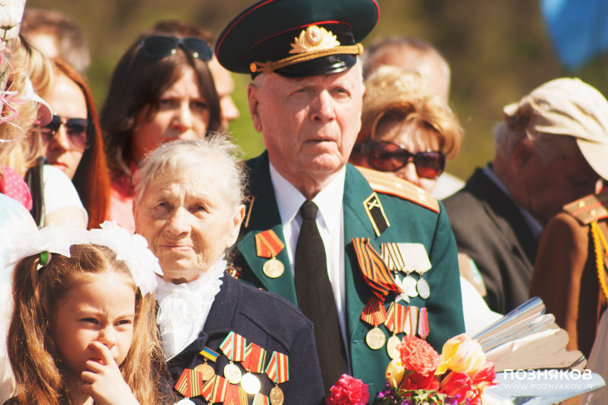 9 мая: ветераны войны и праздник Победы